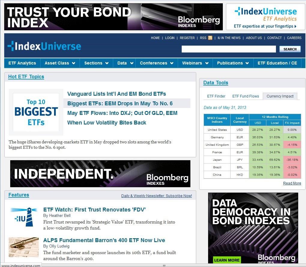 IndexUniverse.com
